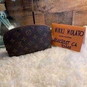 guarantee authentic Louis Vuitton pochette